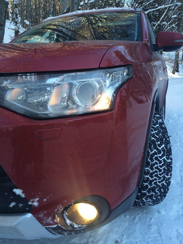 Mitsubishi Outlander 2.2 DI-D 4WD Intense AT far