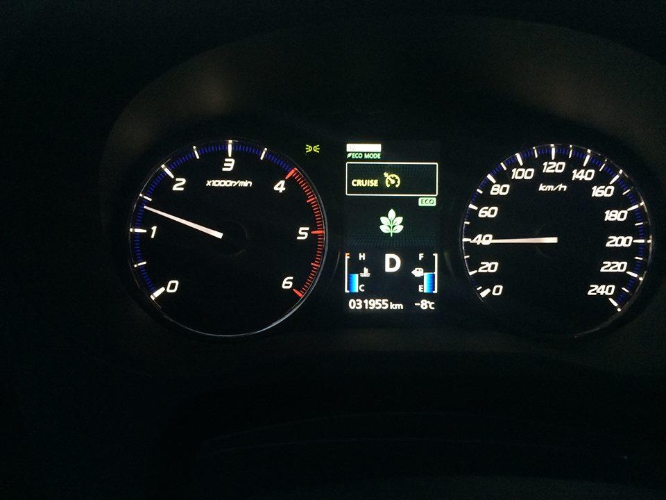 ceasuri bord Mitsubishi Outlander 2.2 DI-D 4WD Intense AT