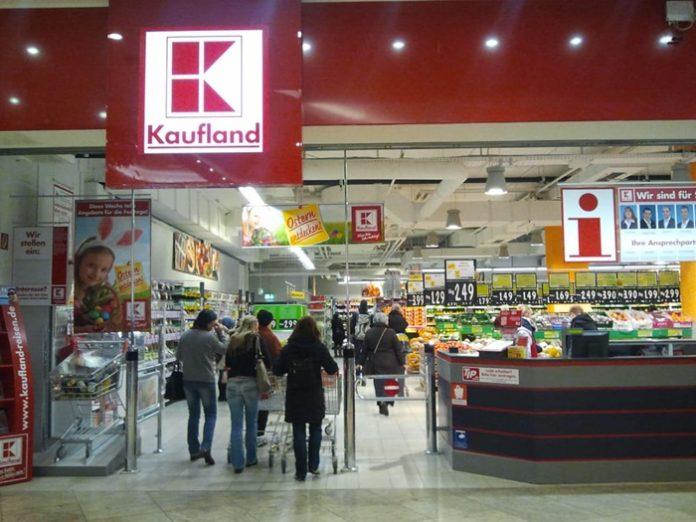 Kaufland-Vest
