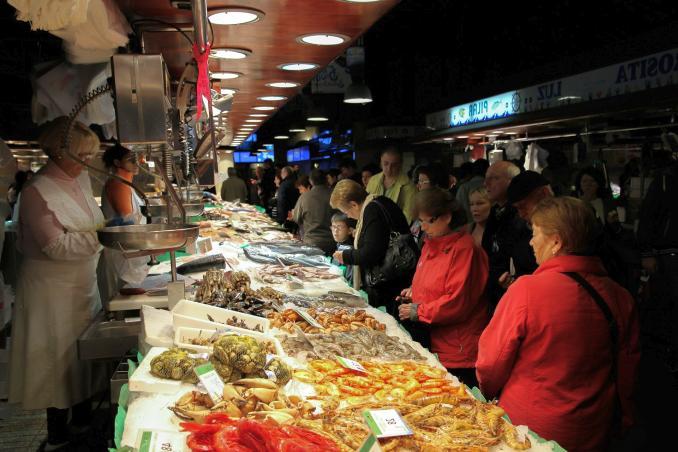 pește și produse pescărești