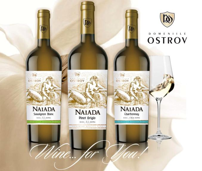 vinuri albe Domeniile Ostrov