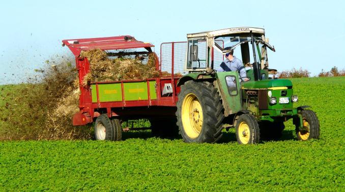 poluare carbon agricultura