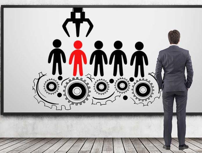 angajati industrie salariu